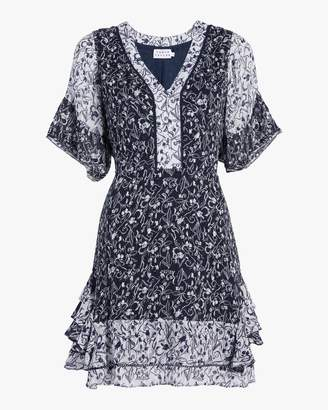 Tanya Taylor Kayla Mini Dress