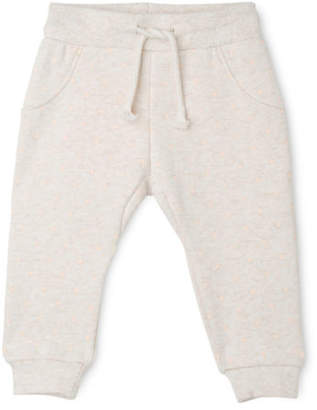 Sprout NEW Girls Essential Trackpant Oatl Marle