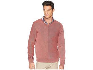 Lucky Brand Washed V-Neck Sweater Men's Sweater