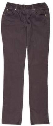 3.1 Phillip Lim Low-Rise Corduroy Pants