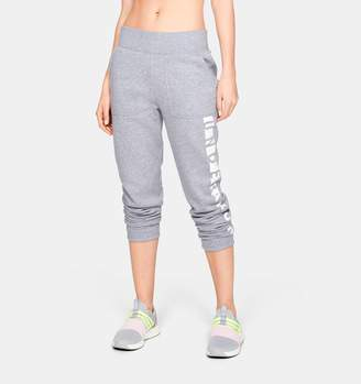 Under Armour Women's UA Rival Fleece Pants