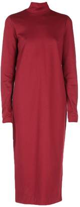Jil Sander Navy 3/4 length dresses