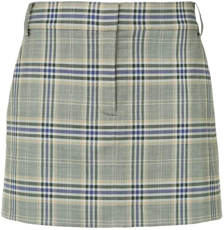 Lucas Suiting mini skirt