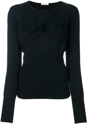 J.W.Anderson chest pocket sweater