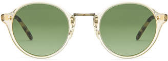 Oliver Peoples Buff Sunglasses