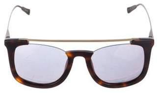 Kris Van Assche Wayfarer Polarized Sunglasses