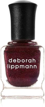 Deborah Lippmann - Nail Polish - Good Girl Gone Bad $18 thestylecure.com