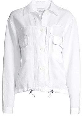 Rails Women's Morrison Linen Blend Jacket