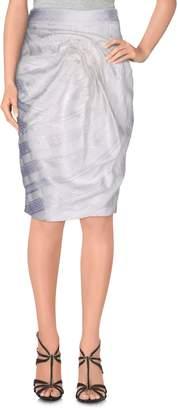 Gaetano Navarra Knee length skirts