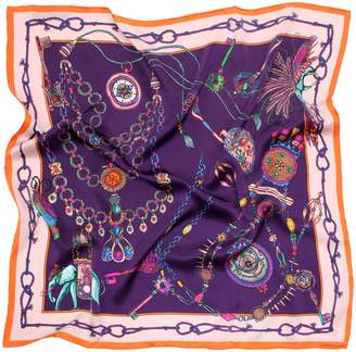 Dalliance & Noble - Barnes The Elephant Heirloom Purple