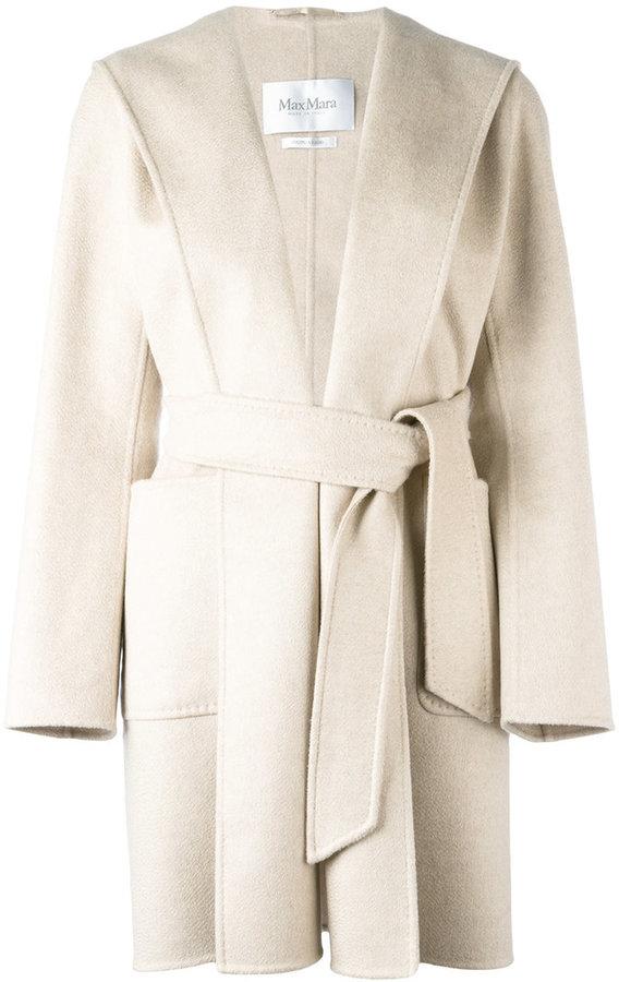 Max MaraMax Mara belted coat