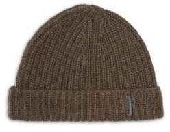Burberry Fisherman-Knit Cashmere Beanie