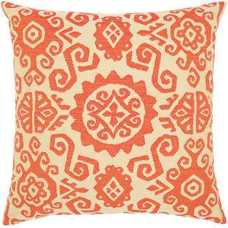 Elaine Smith Coral Sun Indoor/Outdoor Accent Pillow