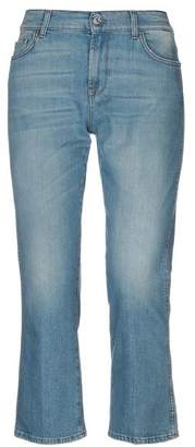 7 For All Mankind Denim capris