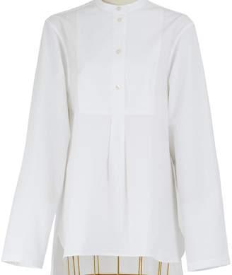 Acne Studios Lysanne cotton blouse