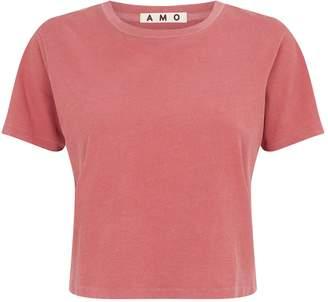 Amo Denim Babe Cropped T-Shirt