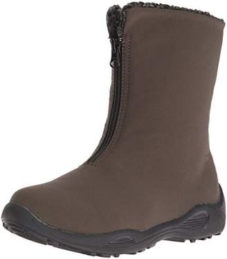 Propet Women's Madison Mid Zip Winter Boot $15.41 thestylecure.com