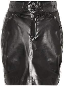 Isabel Marant Silk miniskirt