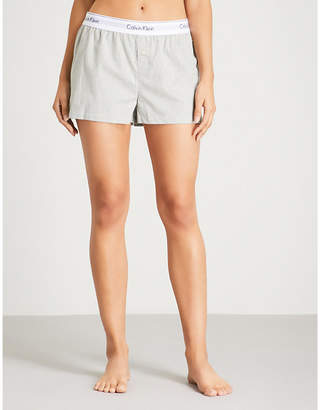 Calvin Klein Modern Cotton cotton pyjama shorts