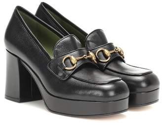 0792ac74fcc Loafer Platform Heels - ShopStyle Australia