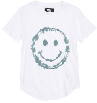 Elwood 5th and Ryder Smile Face T-Shirt