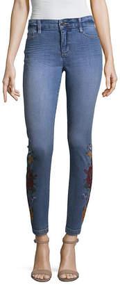 ST. JOHN'S BAY Painted Skinny Jean - Tall
