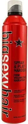 Sexy Hair by Concepts BIG SPRAY AND PLAY VOLUMIZING HAIR (Package of 4)