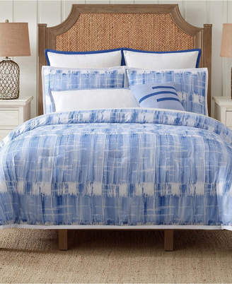 Vince Camuto Home Nantucket King 3 Piece Duvet Set