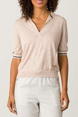 O'Leary Margaret Polo Pullover