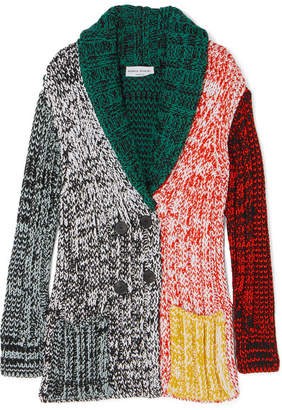 Sonia Rykiel Crochet-knit Cardigan - Green