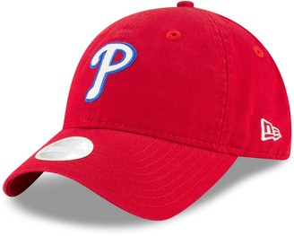 New Era Women's Philadelphia Phillies 9TWENTY Glisten Adjustable Cap
