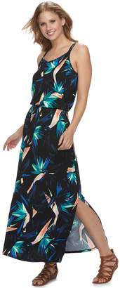 Apt. 9 Women's Blouson Maxi Dress