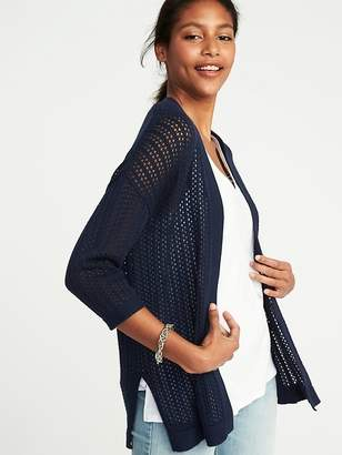 Old Navy Open-Front Kimono Sweater for Women