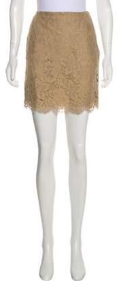 Ralph Lauren Black Label Lace Mini Skirt w/ Tags