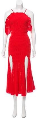 Alice McCall Crochet Maxi Dress