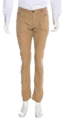 Rick Owens Skinny Woven Pants