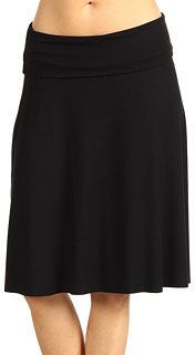 Three Dots Fold-Over Skirt