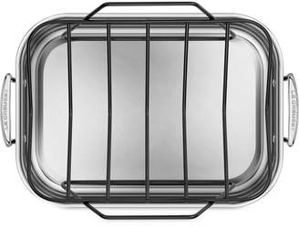 Le Creuset (ル クルーゼ) - Le Creuset Small Roaster & Non-Stick Rack