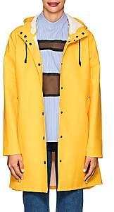 Stutterheim Raincoats Women's Mosebacke Raincoat-Yellow