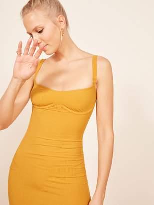 Reformation Jayne Dress