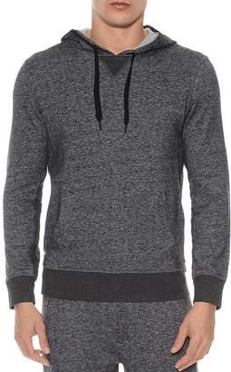 2xist Terry Pullover Hoodie Lounge Sweatshirt