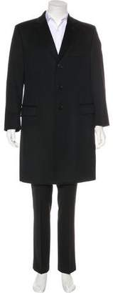 Dolce & Gabbana Virgin Wool Coat
