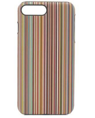 Paul Smith Multi Stripe I Phone 7+ Case