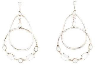 Ippolita Quartz Doublet, Mother of Pearl & Moonstone Drop Earrings