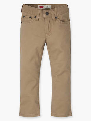 Levi's Boys 8-20 511 Slim Fit Pants 20