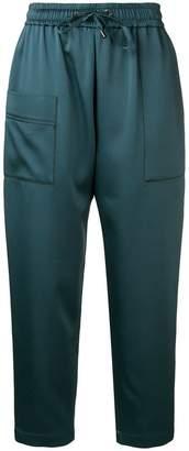 Brunello Cucinelli loose track trousers