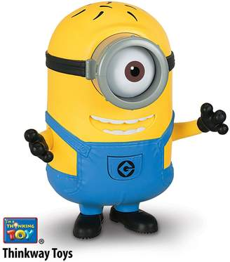 Despicable Me 3 Talking Carl Minion 7.25inch Action Figure