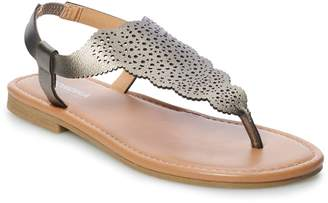 7215245f7fec Sonoma Goods For Life SONOMA Goods for Life Ivanaca Women s Gladiator  Sandals