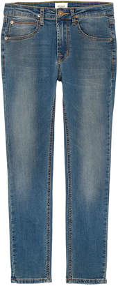 Hudson Jagger Slim Straight Knit Denim Jeans, Size 4-7