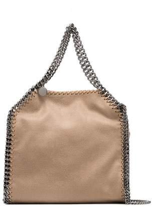 Stella McCartney Beige Falabella mini tote bag